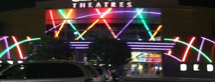 Century Theatre is one of Danny : понравившиеся места.