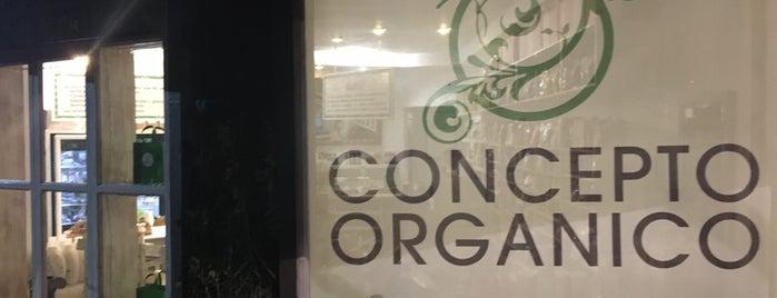 concepto organico is one of Polanski.
