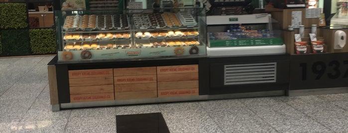 Krispy Kreme is one of Guilty Pleasure.