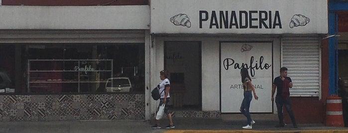 Panfilo is one of Lugares favoritos de Ale.