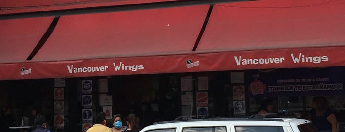 Vancouver Wings is one of Mexiventure.