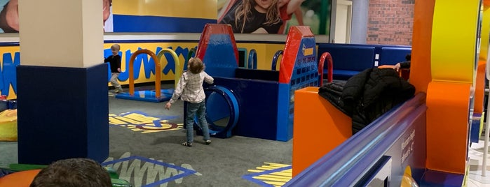 Mall Play Area is one of Posti che sono piaciuti a Nicole.