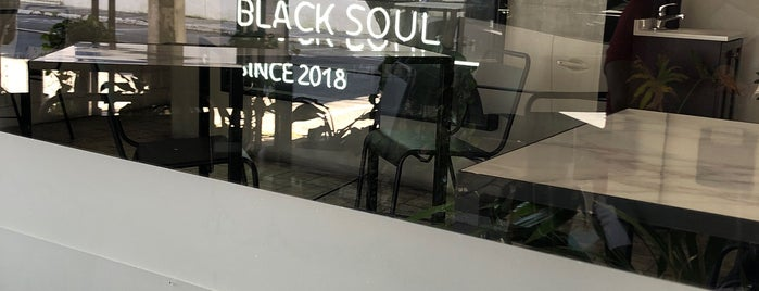 Black Soul is one of สถานที่ที่บันทึกไว้ของ Nomnomnom.