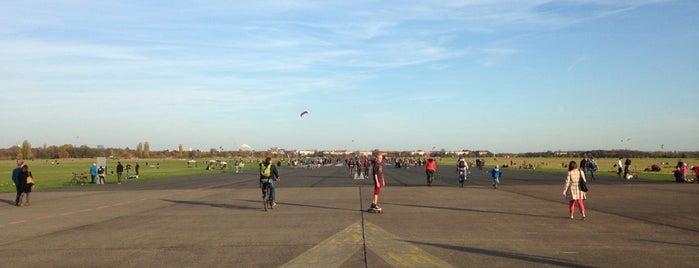 Flughafen Berlin Tempelhof is one of Berlin.