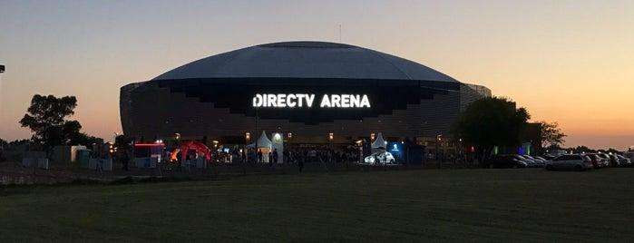 Directv Arena is one of สถานที่ที่ Fernando ถูกใจ.