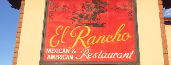 El Rancho is one of Tempat yang Disukai Justin Eats.