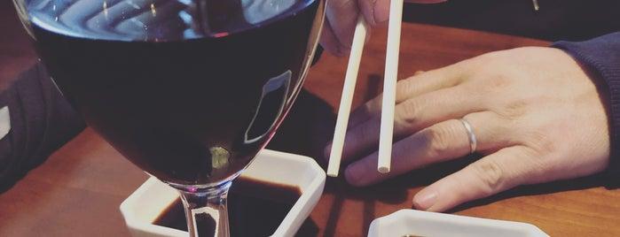Yamato Japanese Steakhouse & Sushi is one of Tempat yang Disukai Holly.