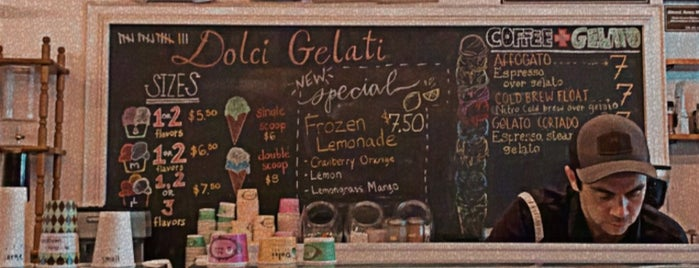 Dolci Gelati is one of DC.