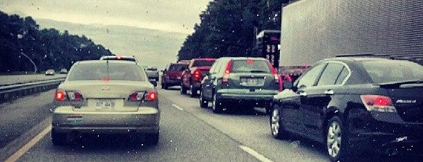 Traffic jam is one of Macon & Forsyth.