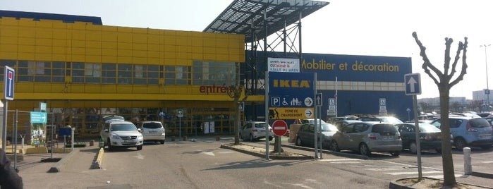 IKEA is one of SHOP DECO [ 75 PARIS / IDF FRANCE ].