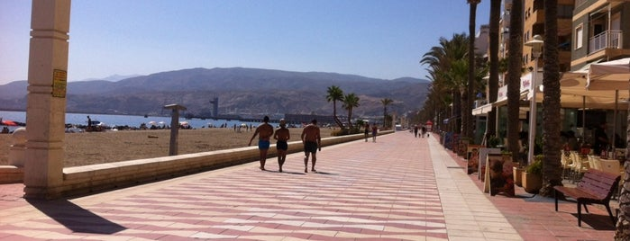Playa de Almería is one of Where I have been.