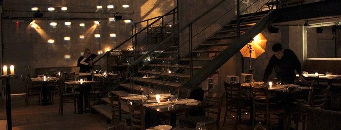 BASA - Basement Bar & Restaurant is one of Cena.