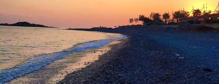 Okurcalar Plajı is one of Ekrem'in Beğendiği Mekanlar.