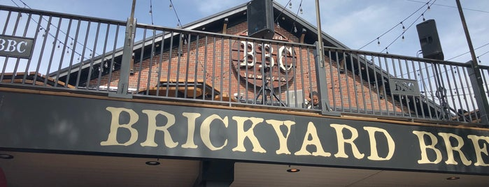 Brickyard Brewing Co. is one of Joeさんのお気に入りスポット.
