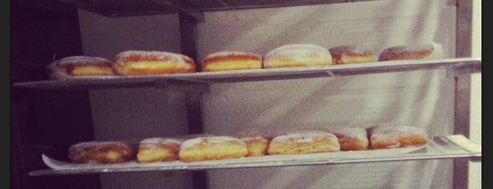 Nanou Donuts House is one of Living in Athens.