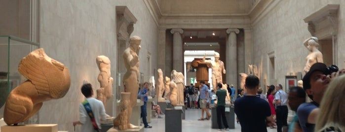 The Metropolitan Museum of Art is one of Sightseeing spots and historic sites.