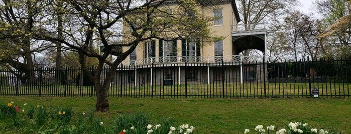 Lemon Hill Mansion is one of Locais salvos de Anthony.