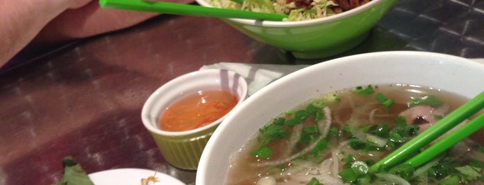 Pho Bistreaux is one of new orleans.