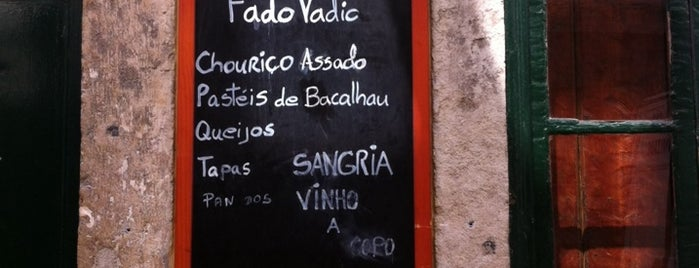 A Tasca do Chico is one of Portugal.