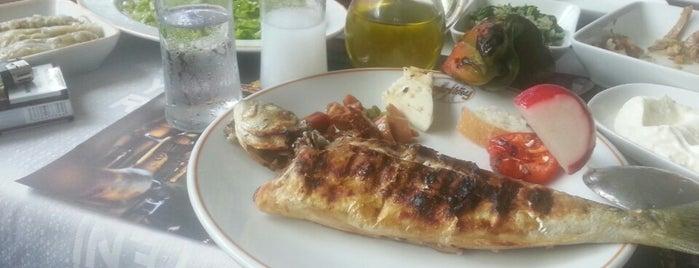 Makriköy Restaurant is one of İsmail'in Kaydettiği Mekanlar.