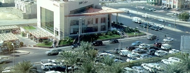 Sheraton Dammam Hotel & Convention Centre is one of Where, When & Who List-1!.