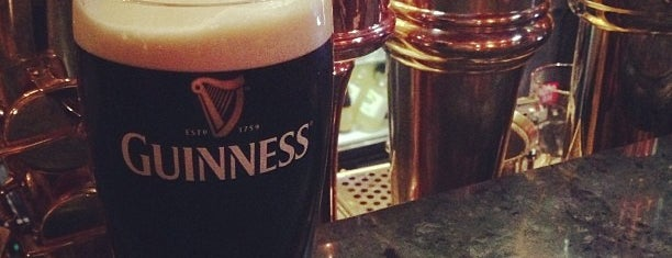 Old English Pub is one of Guinness!.