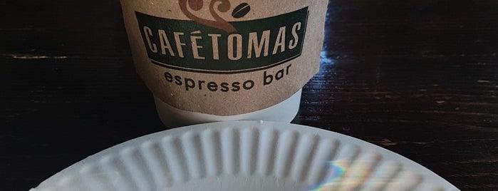 Cafe Tomas / Kiss It is one of Heshu 님이 좋아한 장소.