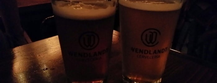 Cervecería Wendlandt is one of Juanさんの保存済みスポット.