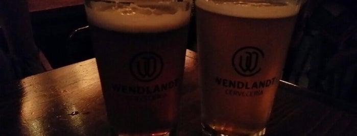 Cervecería Wendlandt is one of Baja.