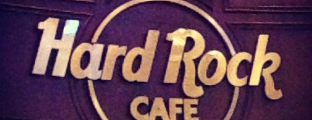 Hard Rock Cafe Denver is one of Rocky Mountain High.