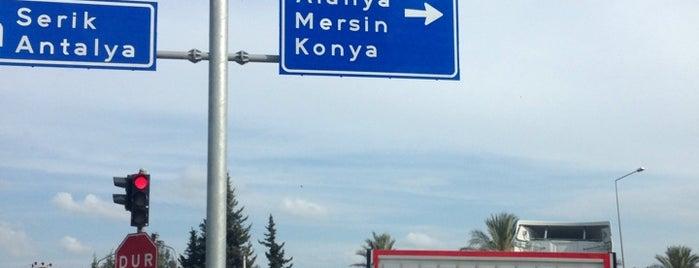 Alanya - Antalya Yolu is one of Ozkan: сохраненные места.