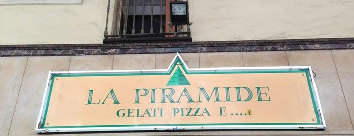 La Piramide is one of food&drink.