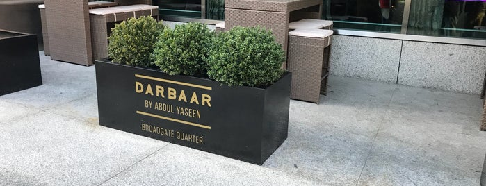 Darbaar is one of New London Openings 2015.