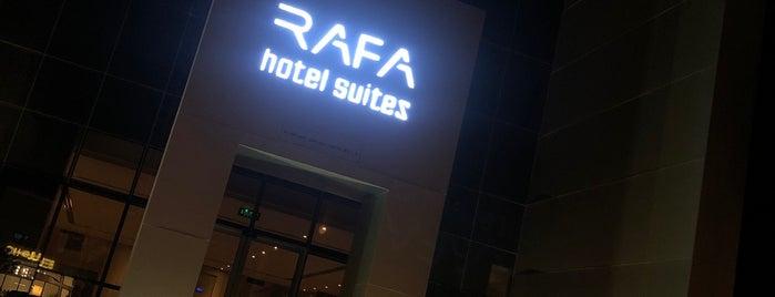 Rafa Hotel Suites is one of Riyadh.