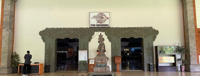 Museum Perangko is one of Museum In Indonesia.
