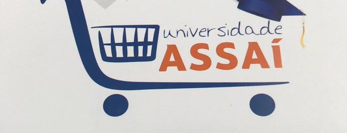 Central Administrativa Assaí Atacadista is one of สถานที่ที่ andressa ถูกใจ.