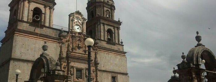 Parroquia De Nuestra Señora Del Rosario De Talpa is one of Migueさんのお気に入りスポット.
