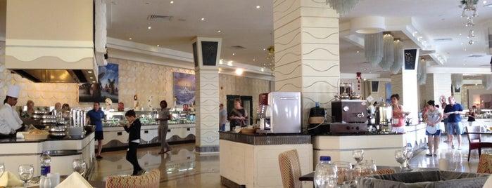 Zodiac Restaurant is one of Sharm.