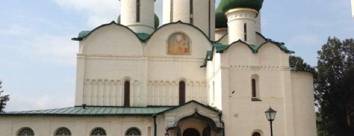 Спасо-Преображенский собор is one of Суздаль июнь 2016.