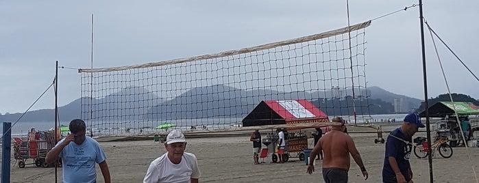 Praia joinville is one of Cris : понравившиеся места.