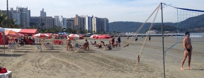 Barraca de Praia  - Clube Internacional de Regatas is one of Locais curtidos por Tadeu.