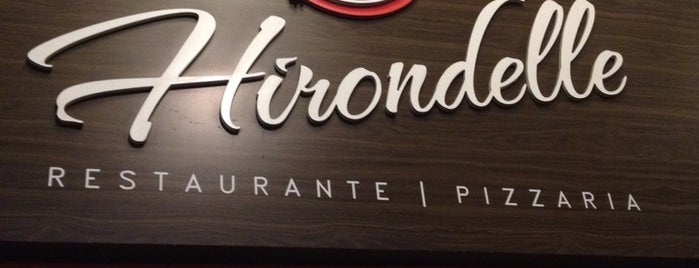 Restaurante Hirondelle is one of Orte, die Silvio gefallen.