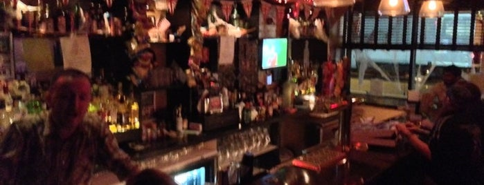 The Monro Pub is one of NYC Footy Bars.