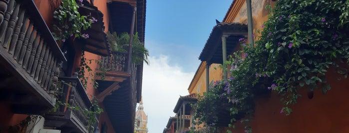Cartagena is one of Lugares favoritos de Sergio M. 🇲🇽🇧🇷🇱🇷.