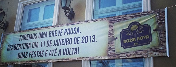 Bossa Bar is one of Associados Abrasel Paraná.