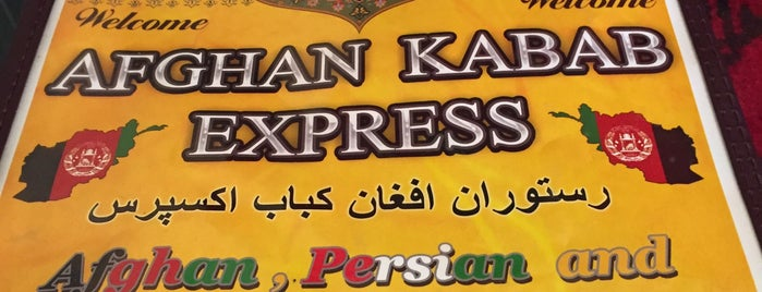 Afghan Kebab Express is one of Try in Albany.