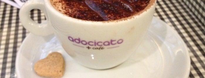 Adocicato + Café is one of Coffee & Tea.