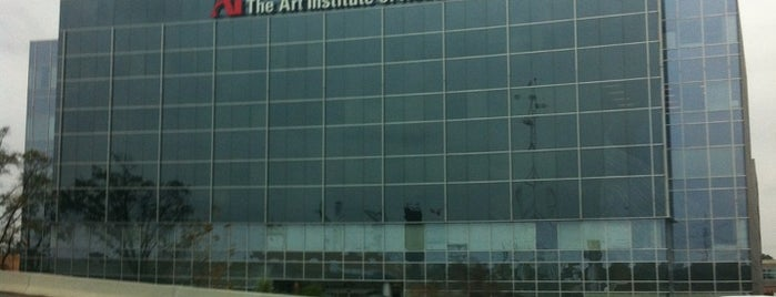 Art Institute Of Houston is one of Houston Restaurant Weeks - 2014.