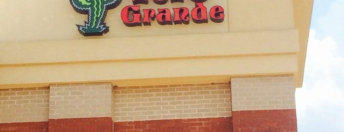 Rio Grande Mexican Grill is one of Lugares favoritos de Waleed.