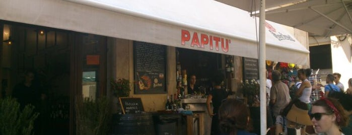 Bar Papitu is one of Restarant Barcelona.